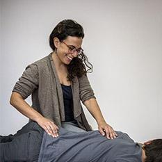 Simona Argentieri - Insegnante del Metodo Feldenkrais